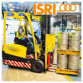 Gabelstapler Fahrersitz Isringhausen / ISRI