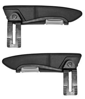 Armlehnensatz passend Maximo Actimo 320x80mm