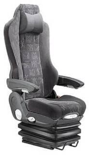 Kingman MSG 90.5S4 Beifahrersitz Statiksitz LKW MSG 90.5S4  MAN TG  Grammer 1113014