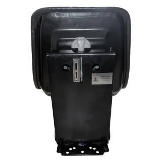 Schmalspurschlepper Sitz 390mm Schleppersitz Traktorsitz Minibagger Rasenmäher