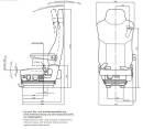 ISRI 6860/875 NTS MAN/Mercedes-Benz BUS - Bedienung links...