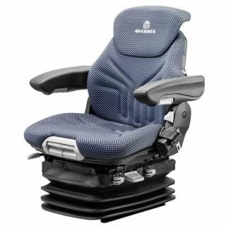 GRAMMER Maximo XXL Stoff New Design (blau schwarz) 24 V 530 mm MSG 95 AL/731 Grammer 129218724
