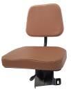Beifahrersitz passend Kubota M100 PVC Braun Schlepper...
