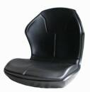 KS 48 Sitzschale PVC schwarz 480mm breit (Vorbereitung...