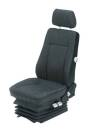 Klara Seats Basic Air SCANIA - LH Fahrersitz inkl. Konsole